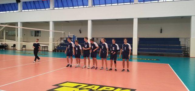 «Звезды Красноярья» по волейболу
