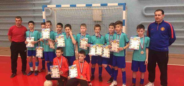 Отборочный тур первенства Красноярского края по мини-футболу