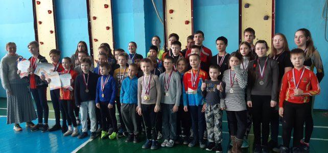 1 этап открытого Кубка г. Красноярска по спортивному туризму на пешеходных дистанциях, в закрытых помещениях