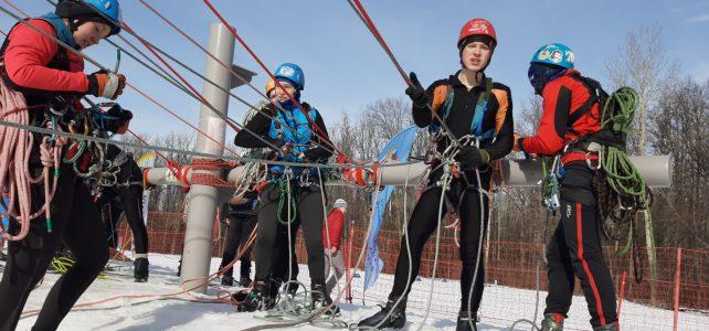 Всероссийские соревнования среди обучающихся и Первенство России по спортивному туризму на лыжных дистанциях